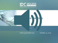 Show Me the Data – Data Visualization and Presentation Webinar Series (Parts 1 and 2)