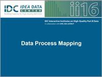 Data Process Mapping