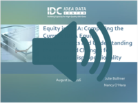 Equity in IDEA: Comparing the Current IDEA Equity Requirements and Understanding the Proposed Changes for Significant Disproportionality Webinar