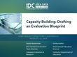 Capacity Building: Drafting an Evaluation Blueprint