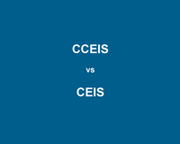 A Comparison of Mandatory Comprehensive Coordinated Early Intervening Services (CCEIS) and Voluntary Coordinated Early Intervening Services (CEIS)