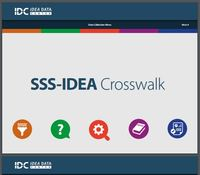 IDEA Part B SSS-IDEA Crosswalk